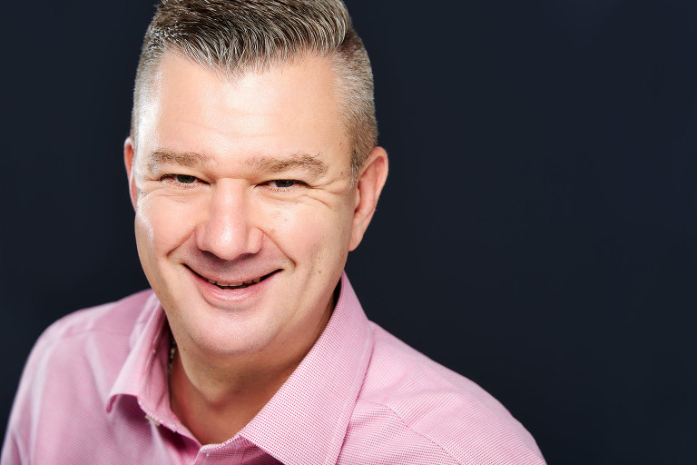 high-end corporate headshot photography in Sydney
