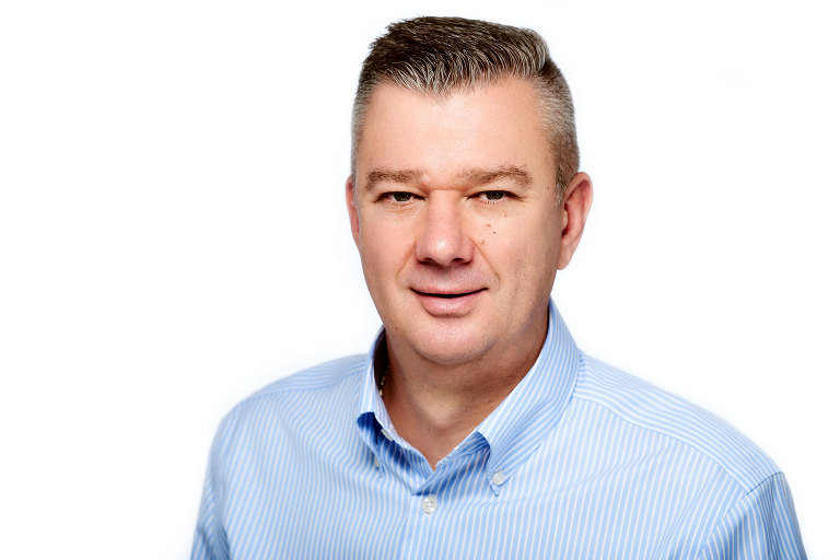 Tim's Sydney corporate headshots