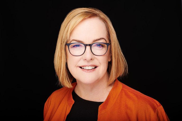 Leanne's new corporate headshot