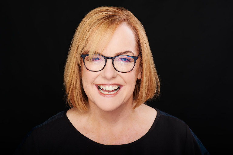 Updated corporate headshot of Leanne
